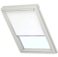 Genuine VELUX Light Diffusing Remote Solar Blinds: RSL CO2 1028 WLE