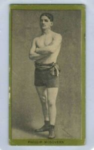 1910 T226 Red Sun - Phil McGovern - Boxing