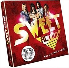 Sweet Action! The Ultimate Story by Sweet (CD, Sep-2015, 2 Discs, RCA)