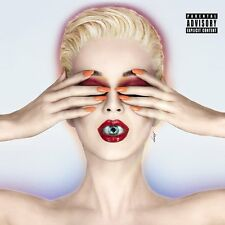 KATY PERRY WITNESS CD - PRE RELEASE 9TH JUNE 2017