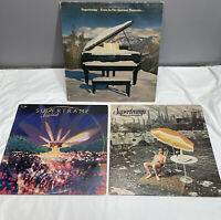 "Lot Of 3 Supertramp Vintage Vinyl Records 12"" 33 RPM"