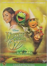 THE MUPPETS' WIZARD OF OZ - Extended Film Version. Ashanti (Disney DVD 2005)