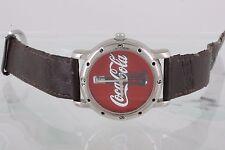 COCA COLA RED FACE 2003 F17313-1/F WRIST WATCH 2042B