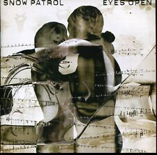 Eyes Open by Snow Patrol (CD, May-2006, A&M (USA))
