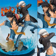 Figuarts Zero One Piece Luffy & Trafalgar D Water Law Figure no box