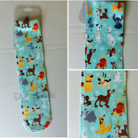 Disney Parks Dogs of Disney Socks Pixar Pluto Dalmatians Nana Lady Stitch Unisex