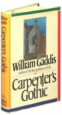 Carpenter's Gothic by Gaddis, William , Hardcover