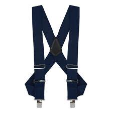 Side Clip Suspenders (3 Colors, 4 Sizes)