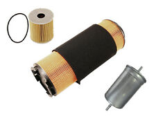 Volvo S-60 T5 (early) Air Oil Fuel Filter KIT (3 pcs) SWEDISH engine  petrol