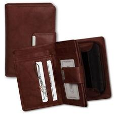 Portefeuille en Cuir Braun Porte-Monnaie Format Haut OPJ701N [ Money Maker ]