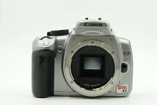 Canon Eos Rebel Xt 8Mp Digital Slr Camera Body 350D Silver #464