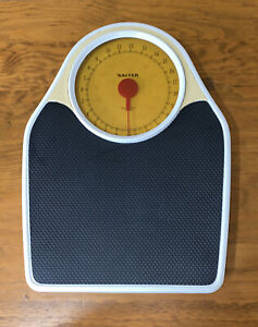 Salter Doctor Style Bathroom Scales Mechanical Dial Scales