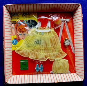 Vintage Barbie 1960 Sweet Dreams NRFB