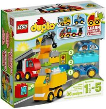 Lego Duplo My First Wagons and Trucks (10816)