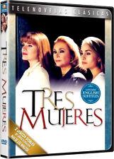 TRES MUJERES * Novela * New Sealed 2-DVD Boxset * Spanish Telenovela 1999