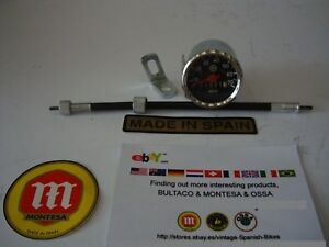 MONTESA COTA SPEEDOMETER KIT BRAND NEW COTA 74 COTA 123 172 247 348 349 COTA