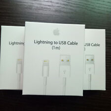 3X OEM Original Lightning USB Cable For Apple iPhone 6 plus 6s 6s plus Charger