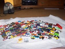 Large Lot of Matchbox Cars and other Vehicles 12 lbs Used
