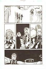 Establishment #13 p.8 - Jon Drake - Walking Dead Artist - art by Charlie Adlard Comic Art