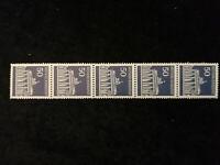 Bund BRD Bundesrepublik Deutschland 1966 - MiNr.509  Rollenmarken Nr. 0400