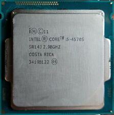 Intel Core i5-4570S 2.90GHz Quad Core Socket 1150 Processor CPU