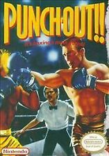 Punch Out, (NES)
