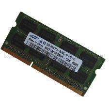 Samsung 2GB PC3-8500s DDR3-1066 1066Mhz Sodimm Notebook 2RX8 Laptop Ram Memory