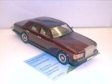 Western Models 116: Rolls Royce Silver Spirit 1:43