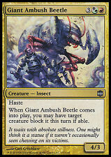 Giant Ambush Beetle X4 FINE PLAYED Alara Reborn MTG Magic Cards Gold Uncommon