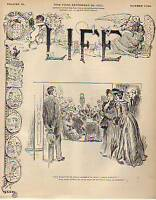 1902 Life September 25 - Upset New York Jews;Pope rides