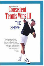 DVD: Consistent Tennis Wins III ( The Serve ), . Good Cond.: Avery, Tom