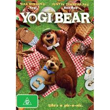 YOGI BEAR : NEW DVD