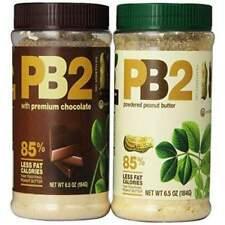 Bell Plantation PB2 Powdered Peanut Butter - 2 Flavor Variety Pack