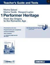 Performer Heritage 1 Test E Soluzioni (teacher's Book) Digital