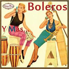 Boleros y Más CD Vintage Compilations