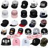 Unisex Men Women Bboy Cap Hip Hop Adjustable Baseball Caps Snapback Hat Fashion