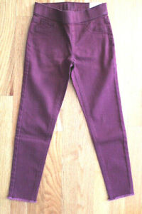 """Justice Jeans Girls' """"Soft & Stretchy"""" Mid Rise Legging - Sizes 6, 16 Plus"""