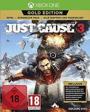 Just Cause 3 - Gold Edition (Microsoft Xbox One, 2017) NEUWARE