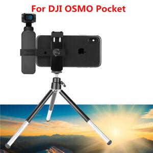 Gimbal Mount Camera Phone Holder Tripod Bracket Accessory For DJI Osmo Pocket