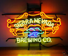 Sierra Nevada Brewing Co Boutique Beer Bar Room Wall Decor Neon Sign Light