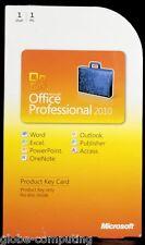 Microsoft Office Professionnel 2010 pkc (Outlook, Word) 269-14834 - aucune marque de stylo