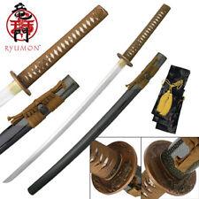 Ryumon Imperial Katana RY-3040B Japanese Samurai Sword 1060 Steel