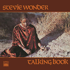 Stevie Wonder TALKING BOOK Gatefold LIMITED EDITION New Tan Colored Vinyl LP