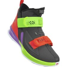 Nike LeBron Soldier 13 SFG Thunder Grey Men's Basketball Shoe Athletic Sneaker