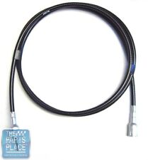 1969 & Up GM Cars Speedometer Cable With Clip / Screw - 77""