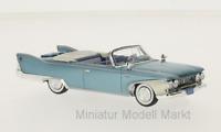 #44693 - Neo Plymouth Fury Convertible - metallic-türkis/weiss - 1960 - 1:43