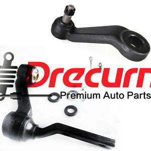 2Pcs  Idler & Pitman Arms Set For Ford LTD Lincoln Continental Mercury Marquis