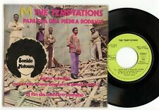 Rare Soul EP Mexican Press - The Temptations - Papa Was A Rollin' Stone
