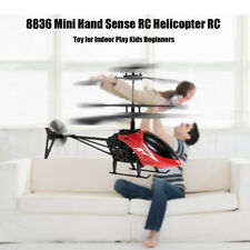 8836 Mini Hand Sense RC Helicopter RC Toy for Indoor Play Kids Beginners D5X5
