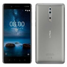 "Smartphone Nokia 11nb1s01a04 8 4G 5 3"" acero"
